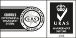 ISO2014001 URS UKAS Accreditation