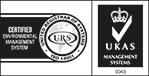 ISO2014001 URS UKAS Accreditation